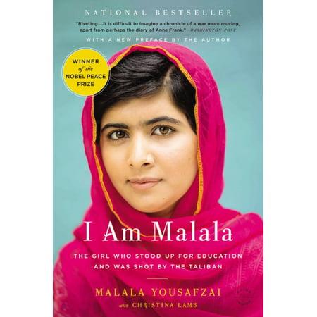 I Am Malala  The Girl Who Stood Up For Education A