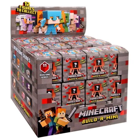 Minecraft Redstone Series 11 Mystery Box [36 Packs]](Minecraft Valentine's Day Box)