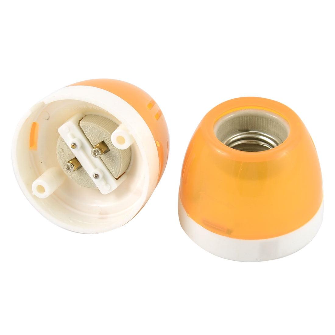 AC 250V 6A Wall Mounted E27 Light Bulb Lamp Socket Holder...