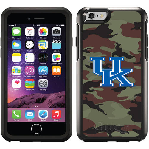 Kentucky Camo Design on OtterBox Symmetry Series Case for Apple iPhone 6