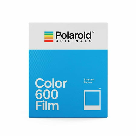 Impossible Project PRD4514 (2785) Instant Color Film for Polaroid 600 Cameras ()