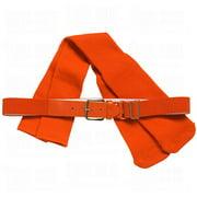 Twin City Multisport Belt & Socks Combo Small Orange