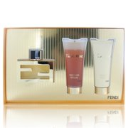 FENDI WOMEN 3 PIECE GIFT SET - 1.7 OZ EAU DE PARFUM SPRAY by FAN DI FENDI