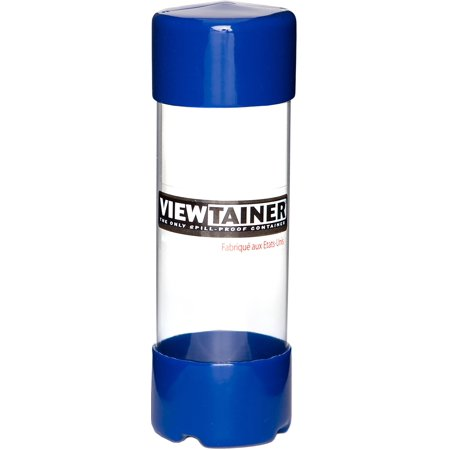 "Viewtainer Slit Top Storage Container 2""X6""-Blue-CC26-3 - image 1 of 1"