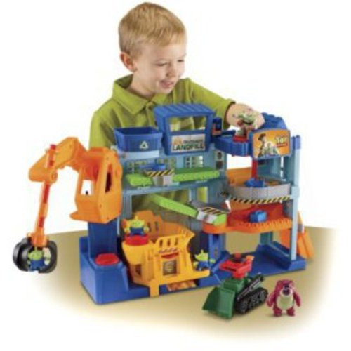 Imaginext Disney Toy Story 3 Tri-County Landfill