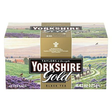 Taylors of Harrogate Yorkshire Gold Black Tea -- 40 Tea Bags - 2