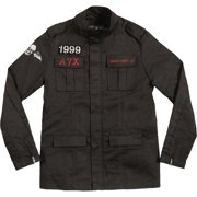 Avenged Sevenfold Men's  Army Jacket Black
