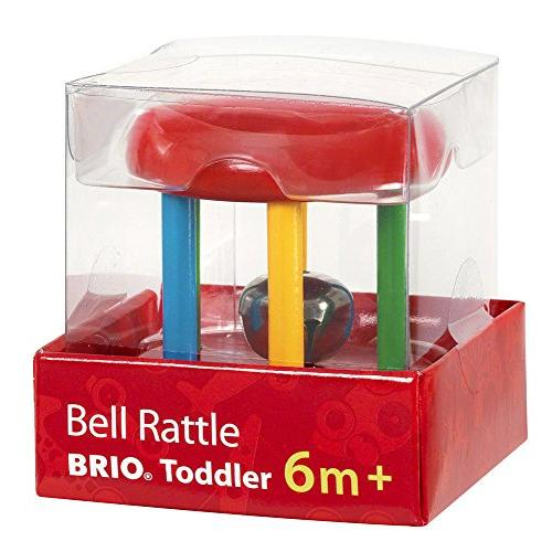 Bell Rattle - Infant Baby Toy by Brio (30052)