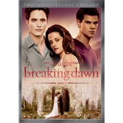 Breaking Dawn 2-disc Special Edition Dvd by