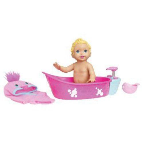 Mattel Little Mommy Bubbly Bathtime™ Doll