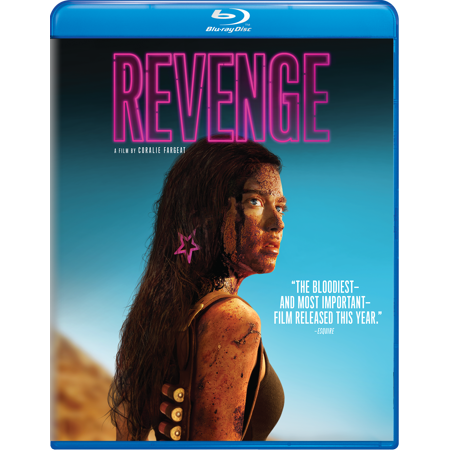 Revenge (Blu-ray) (The Best Way To Get Revenge On Someone)