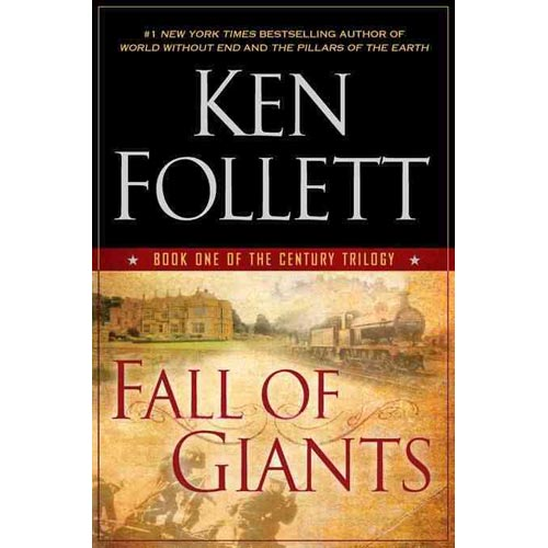 FALL OF GIANTS [9780525951650]