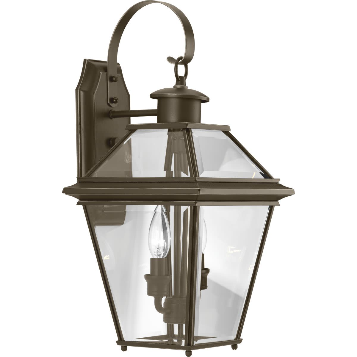 Burlington Collection Two-Light Medium Wall Lantern