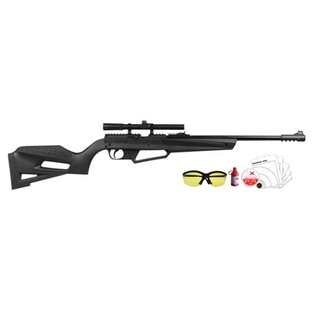 Umarex NXG 2251601 Air Rifle 0.177cal w/Scope, Glasses, Pellets, BB