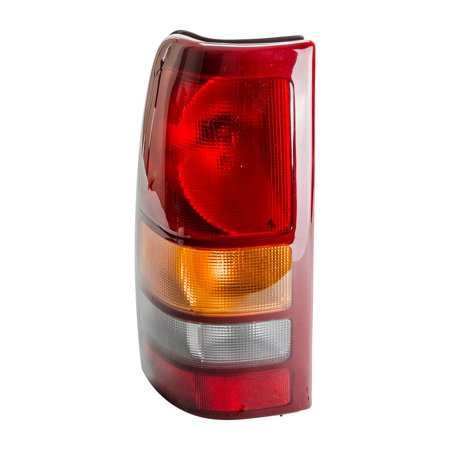 TYC 11-5186-00-1 Tail Light Lamp Assembly for General Motors 19169017 qi (Tail Motor Assembly)