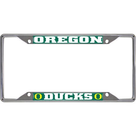 Oregon Pate Board - University of Oregon License Plate Frame