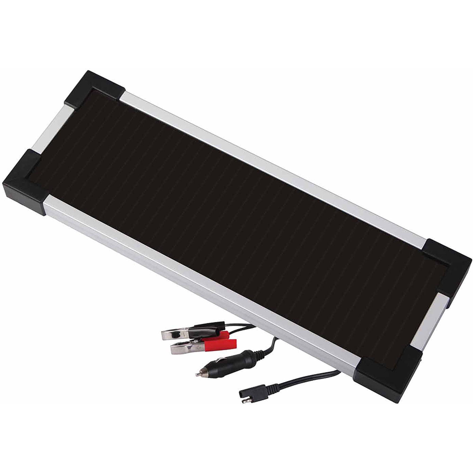 Koolatron 12-Volt Solar Trickle Charger