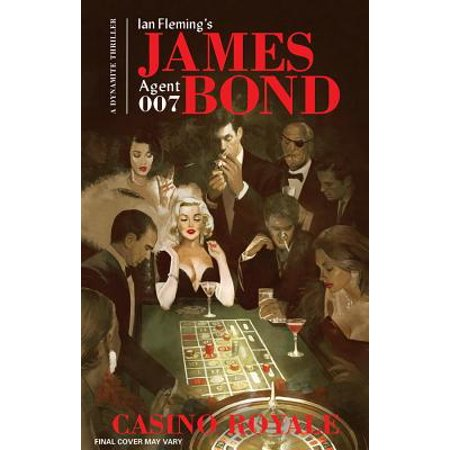 James Bond: Casino Royale](Casino Royale Decorations)