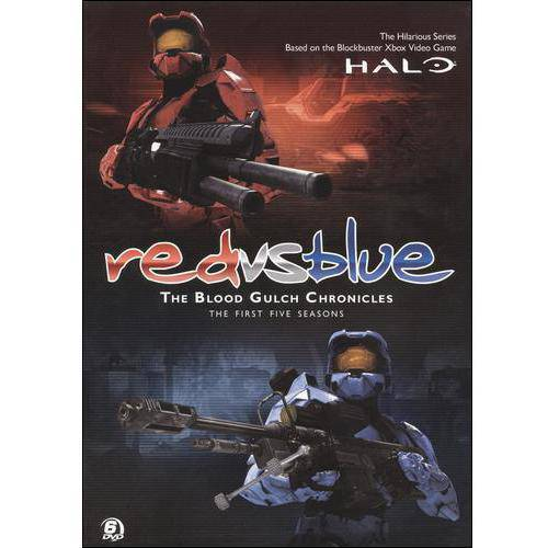Red Vs. Blue: The Blood Gulch Chronicles - The First Five Seasons