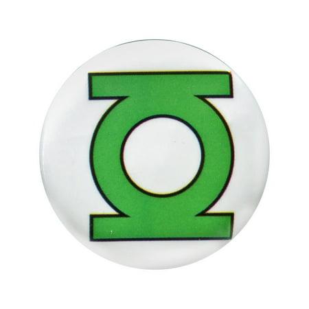 Green Lantern Logo Button