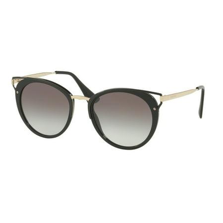 PRADA 0PR 66TSF - CATWALK BLACK Woman Sunglasses