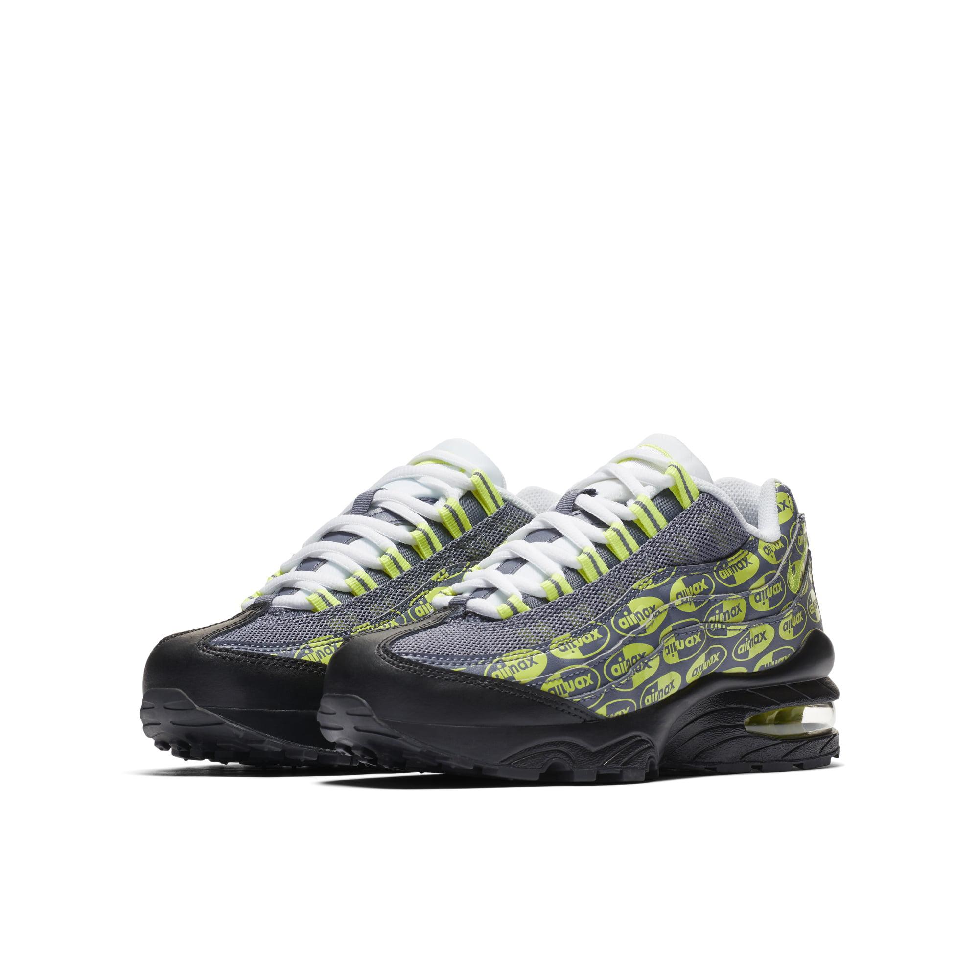 Nike - NIKE AIR MAX 95 SE (GS) BOY'S SNEAKERS 922173-004 - Walmart.com