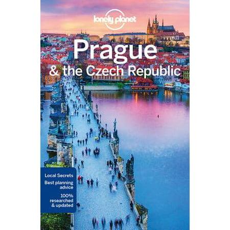 Travel guide: lonely planet prague & the czech republic - paperback: (Best Sights In Czech Republic)