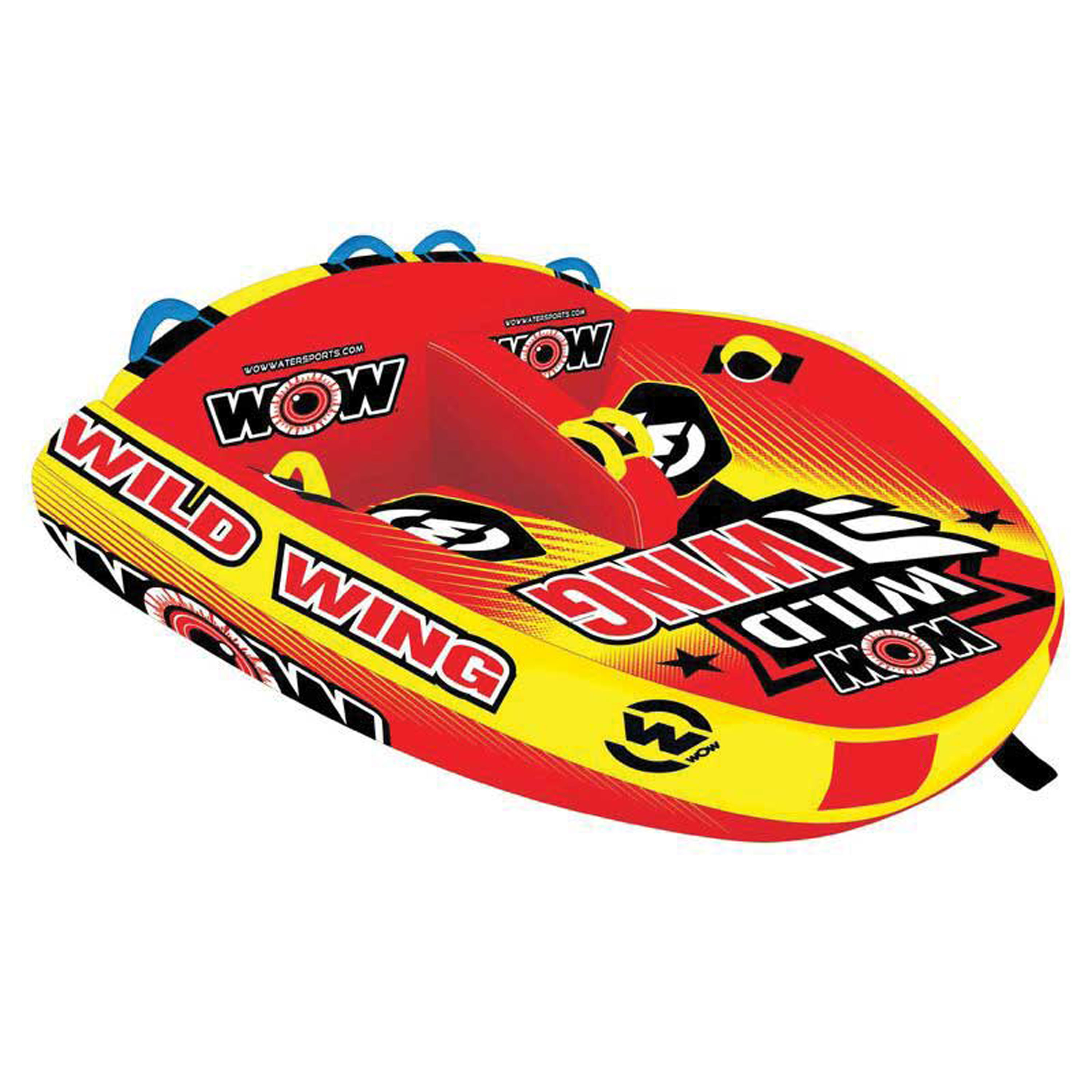 Wow Sports 18-1120 Towable Wild Wing 2 Person