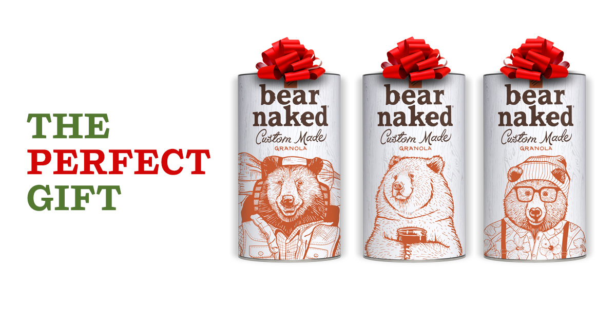 Customize Your Granola! Bear Naked Granola, Custom Made