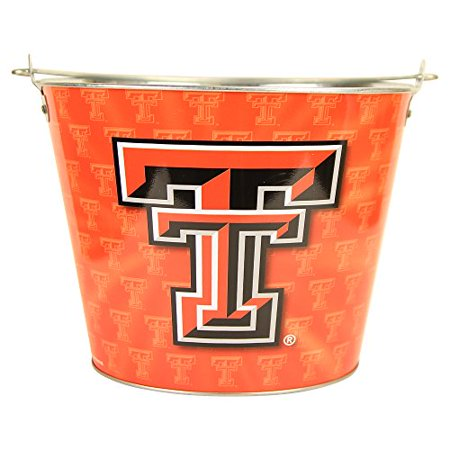 (Texas Tech Red Raiders Repeater 5 Qt. Aluminum Ice Bucket)