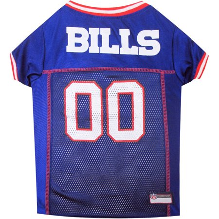 Pets First NFL Buffalo Bills Pet Jersey