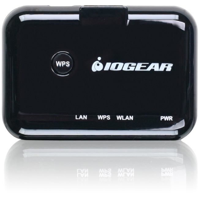Iogear GWU627 IEEE 802.11n (draft) USB - Wi-Fi Adapter - ...
