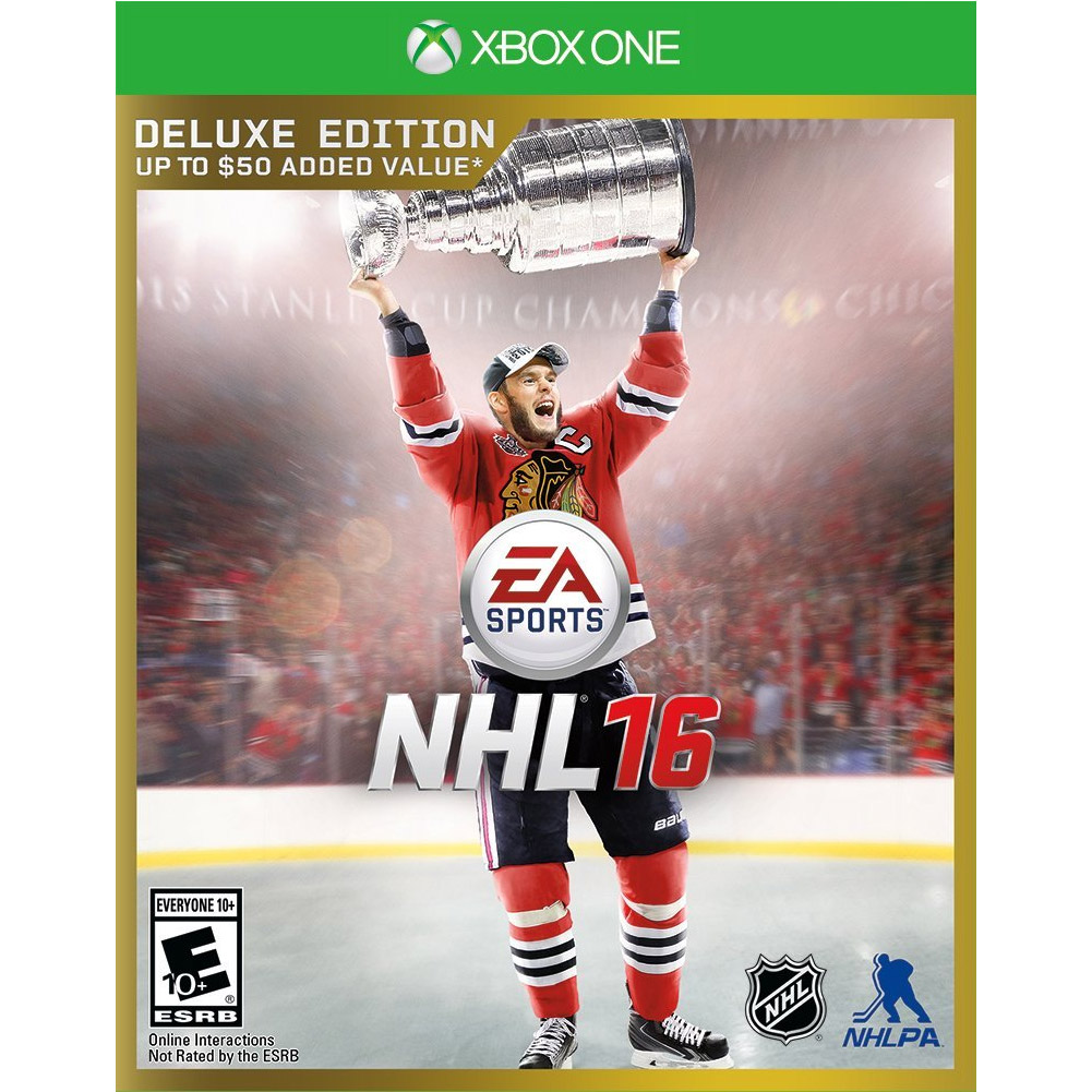 NHL 16: Deluxe Edition - Xbox One