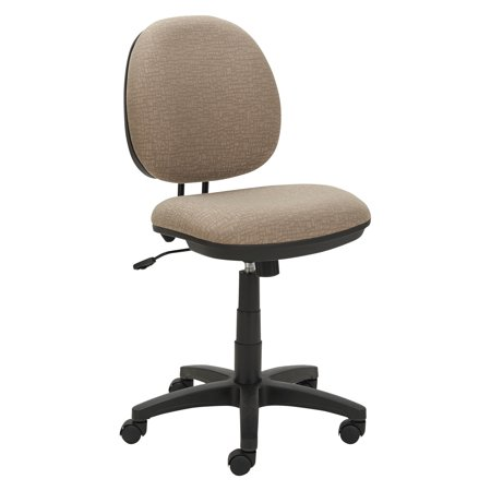 Alera Interval Series Swivel/Tilt Task Chair, Sandstone Tan Fabric