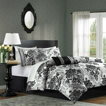 Home Essence Charlize 7-Piece Bedding Comforter Set