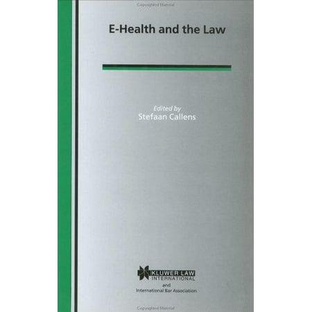E Health   The Law