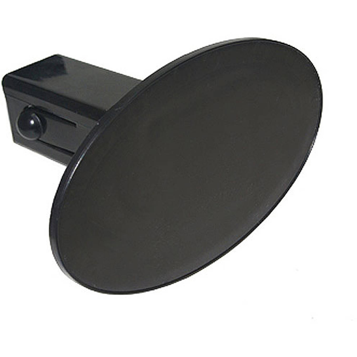 "1.25"" Oval Tow Trailer Hitch Cover Plug Insert by Graphics and More"