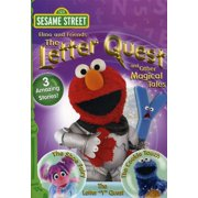 Sesame Street: Elmo and Friends: The Letter Quest and Other Magical Tales by GENIUS PRODUCTS INC