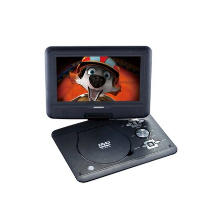 onn. Portable Dvd Player, 10 Inch