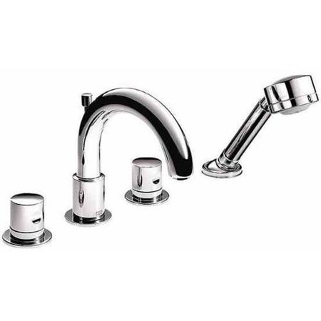 hansgrohe axor 38447821 uno roman tub filler faucet less valve various colors. Black Bedroom Furniture Sets. Home Design Ideas