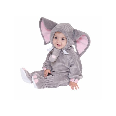 Halloween Infant/Toddler Elephant Costume