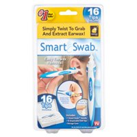 As Seen on TV Ear Swab, Easy & Safe Earwax Removal