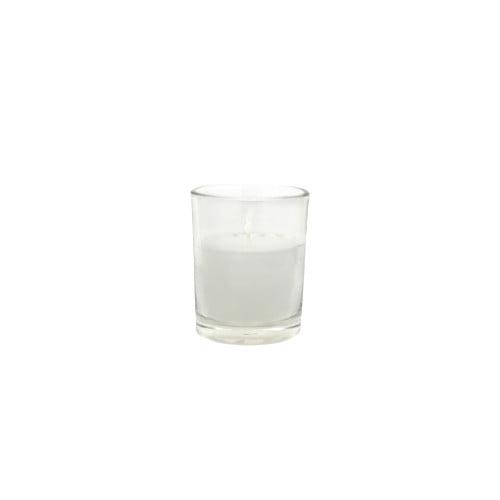 Jeco Inc. Round Glass Votive Candle