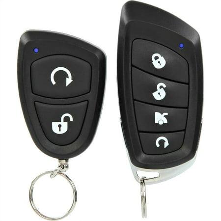 Encore E1 Remote Car Starter W  Keyless Entry 2 Way Data Port   Fsk Technology