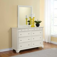 Home Styles Naples Dresser and Mirror