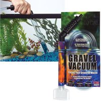 """Hawkeye Tom Aquarium 12"""" Gravel Vacuum with Built-In Hand Pump - TM1414"""