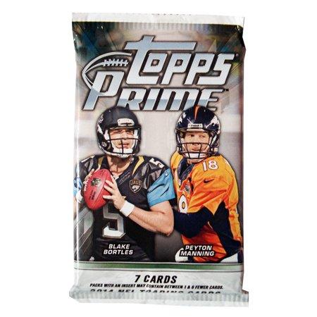 14 TOPPS PRIME NFL RET 02512 (Nfl Topper)