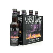 Great Lakes Burning River Ale, 6 pack, 12 fl oz