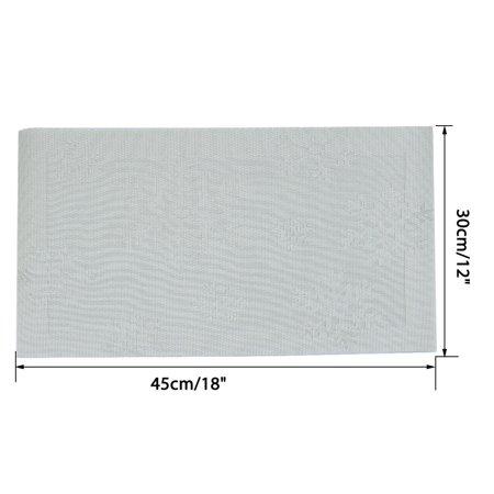 Placemats PVC Heat-resistant Non-slip Insulation Washable Table Mats 4pcs #19 - image 1 of 8