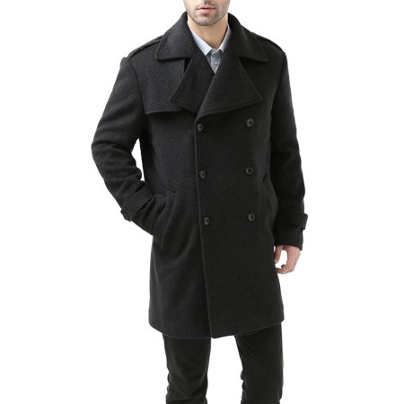 Cashmere Blend Overcoat (Men's 'Preston' Cashmere Blend Over)